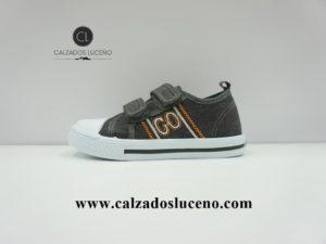 Zapatillas Niño Lona